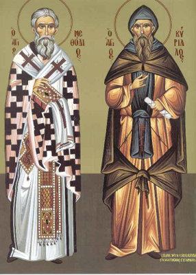 Konštantín (Cyril) a Metod