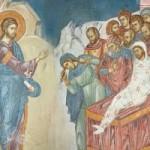 Vzkriesenie syna vdovy