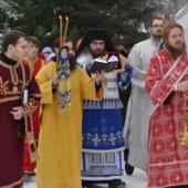 Posviacka Prestola v Medzilaborciach
