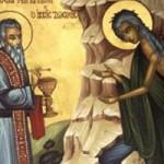 na 5 nedeľu Veľkého pôstu. Ctihodnej Márie Egyptskej