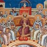 Nedeľa svätých otcov prvého všeobecného snemu