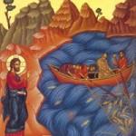 Isus povoláva prvých učeníkov