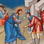 Uzdravenie dvoch slepcov a nemého