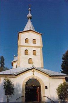 Chrámový sviatok v Ladomirovej