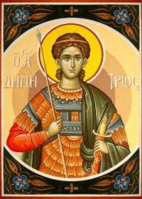 VIDEO Chrám svätého Dimitrija v Tessalonikách
