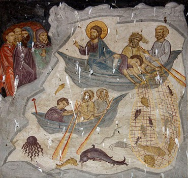 Povolanie prvých učeníkov