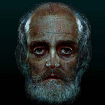 Zrekonštruovaná podoba svätého Nikolaja (Mikuláša)