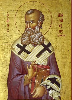 Svätý Atanáz Veľký