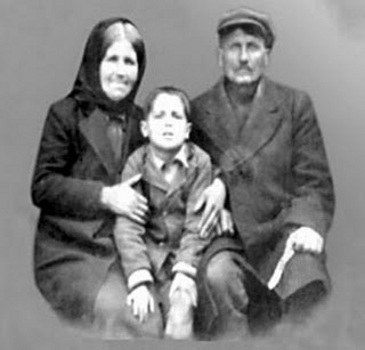 Rodina svätého Paisija Svätohorského