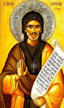 Veľkopôstna modlitba svätého Efréma Sýrskeho
