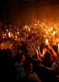Ohromujúci zázrak v Jeruzaleme 2015