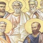 Apoštoli hlásajú slová pravdy