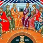 Tropár sviatku Zostúpenia Svätého Ducha