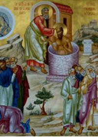 Pokrstenie apoštola Pavla