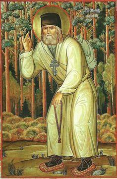 Svätý Serafim Sarovský