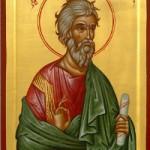 Apoštol Andrej Prvopovolaný