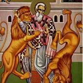 Svätý Ignatij Bohonosec