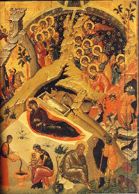 Tajomstvo Christovho narodenia