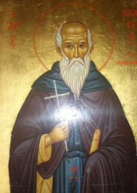Ikona svätého Vlásia zo Sklavény
