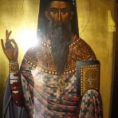 Svätý mučeník Vlásios z Akarnanie