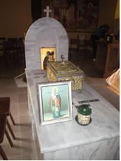 Hrob svätého Vlásia
