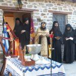 Bohoslužby na Svätej Hore Atos
