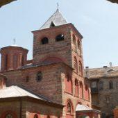 Rozprávanie o mníchoch na Svätej Hore Atos