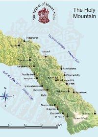 Svätá Hora Atos