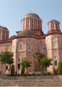 Svätá Hora Atos a byzantské kultúrne dedičstvo