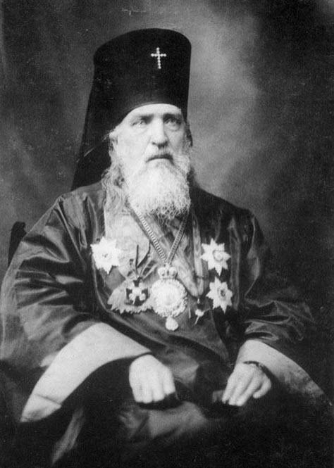 Otec Nikolaj Kasatkin