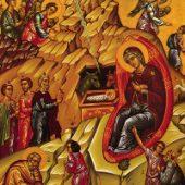 Tropár sviatku Narodenia Isusa Christa