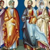 Cirkev je apoštolská