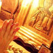 Modlitba ženy