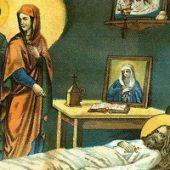 Uzdravenie Serafima Sarovského