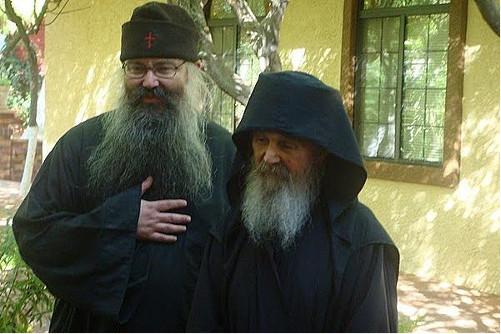Úloha duchovného otca
