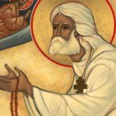 Duchovný zápas Serafima Sarovského