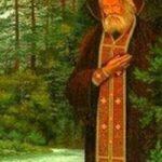 Serafim Sarovský v pustovni