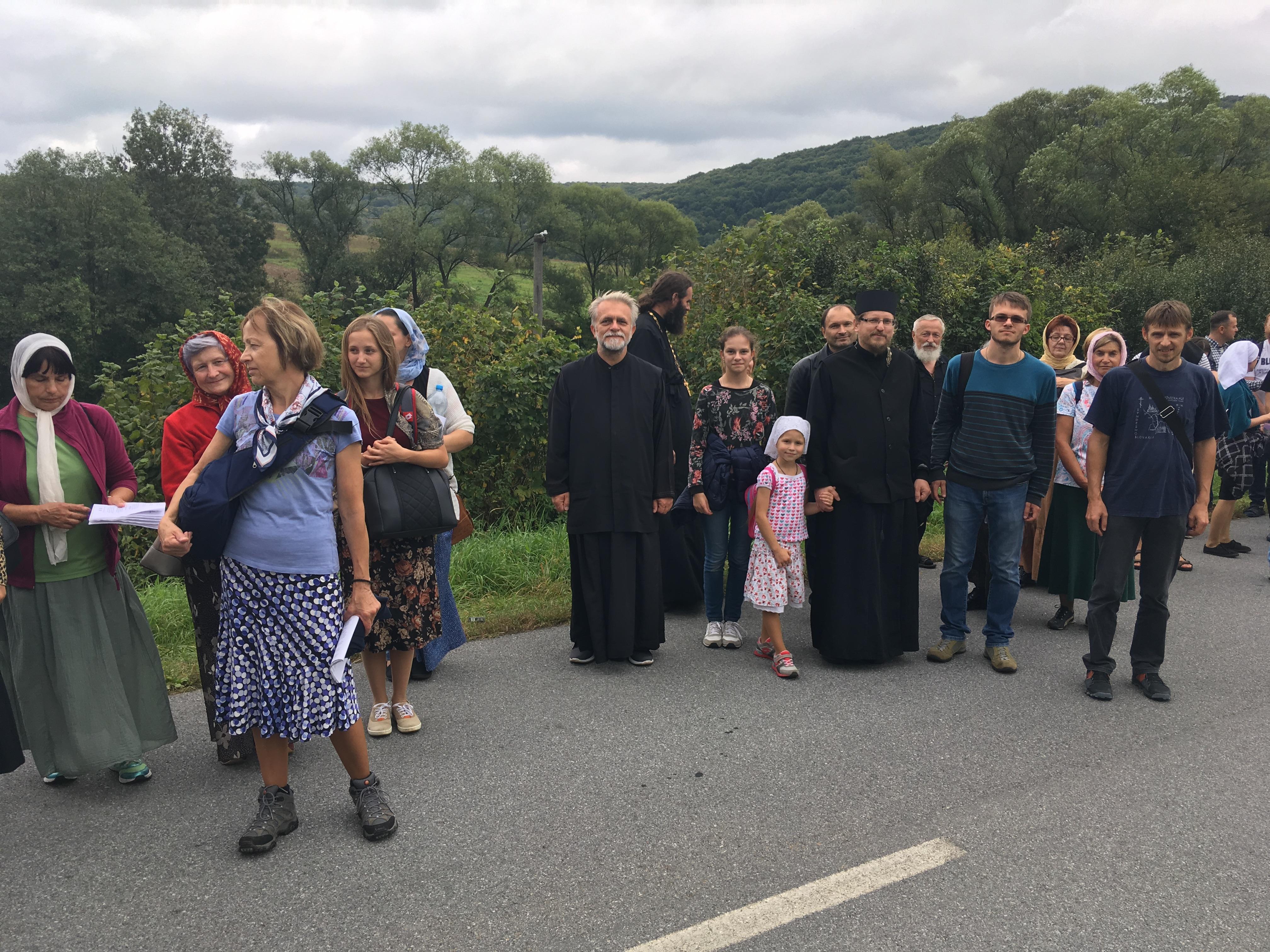 Púť zo Stropkova do Ladomirovej