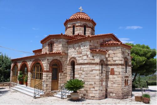 Pútnický zájazd po južnom Grécku