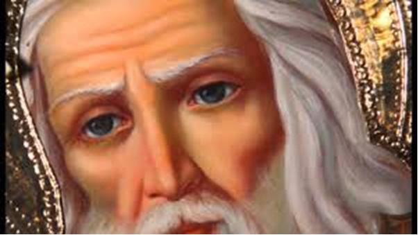 Zjavenie Christa Serafimovi Sarovskému