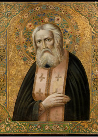 Serafim Sarovský kňazom