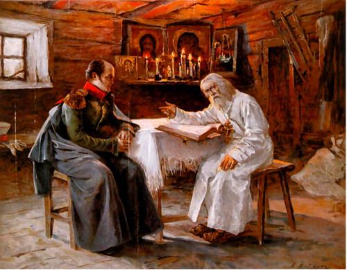 Znalosti duchovného otca