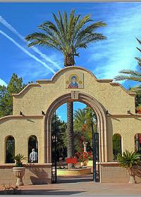 Monastier svätého Antona v Arizone