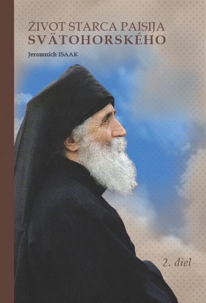 Pripravovaná kniha o starcovi Paisijovi