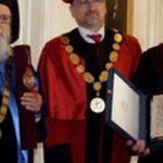Čestný doktorát arcibiskupovi Dimítrijovi