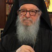 Príhovor arcibiskupa Dimítrija