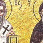 Teologický základ Konštantínovej definície filozofie