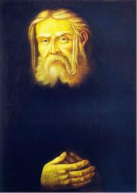 Zosnutie Serafíma Sarovského